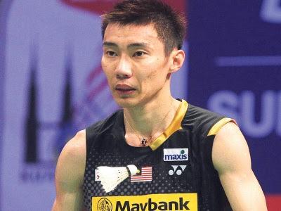 Keputusan terkini badminton cong wei