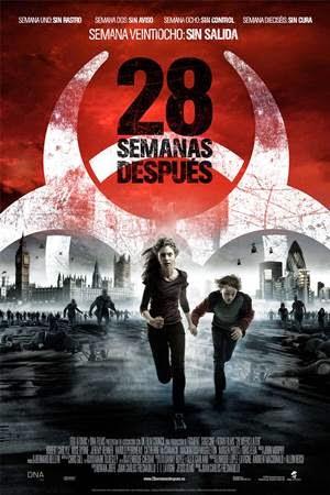 Imagen 28 Semanas Después DVDRip Latino