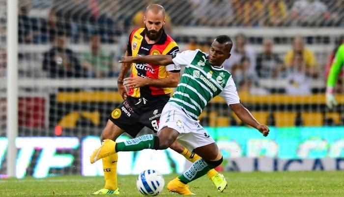 Santos vs Leones Negros en vivo