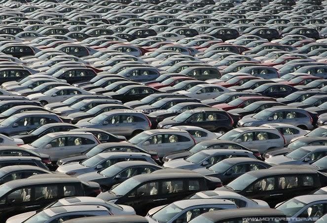 NAP 2014, harga kereta import turun
