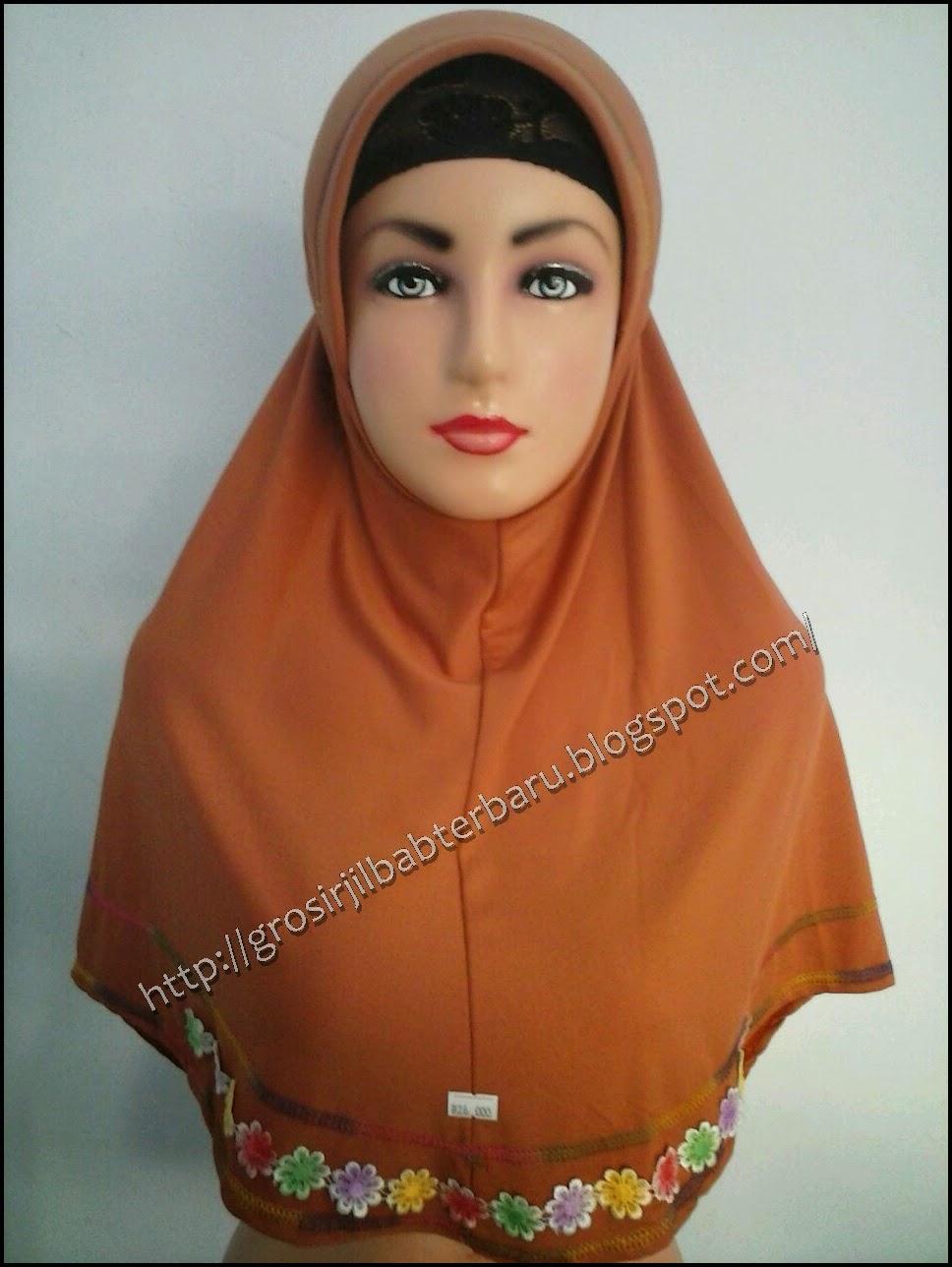 Grosir Jilbab Murah Siria Renda Jilba Aneka Model Terbaru