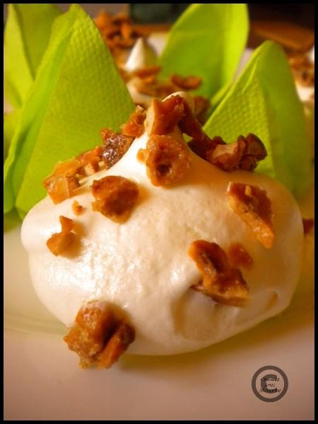 Biscuit meringue française de Christophe Michalak