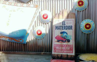 El Materdor Mater's Junkyard Jamboree