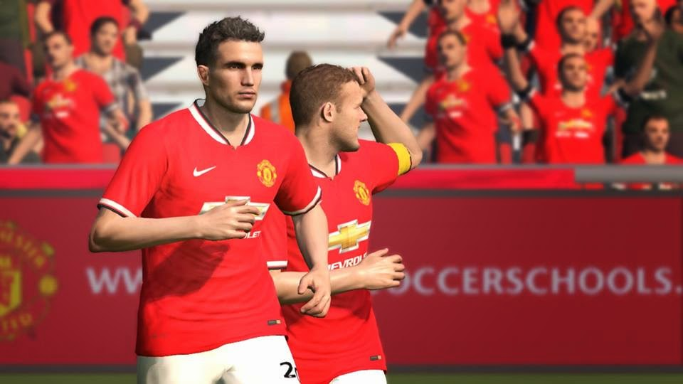 Rooney Face PES 2015 Terbaru Untuk Laptop Download