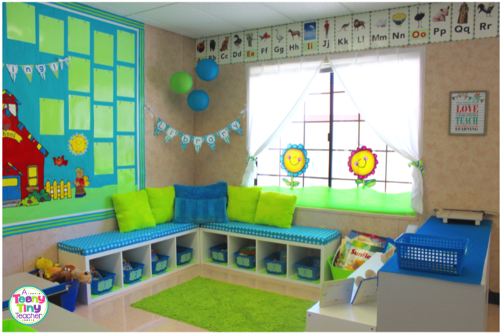 Classroom Library Design Ideas ~ Classroom library a teeny tiny teacher