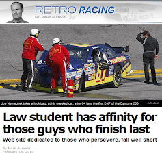 As Seen On NASCAR.com!