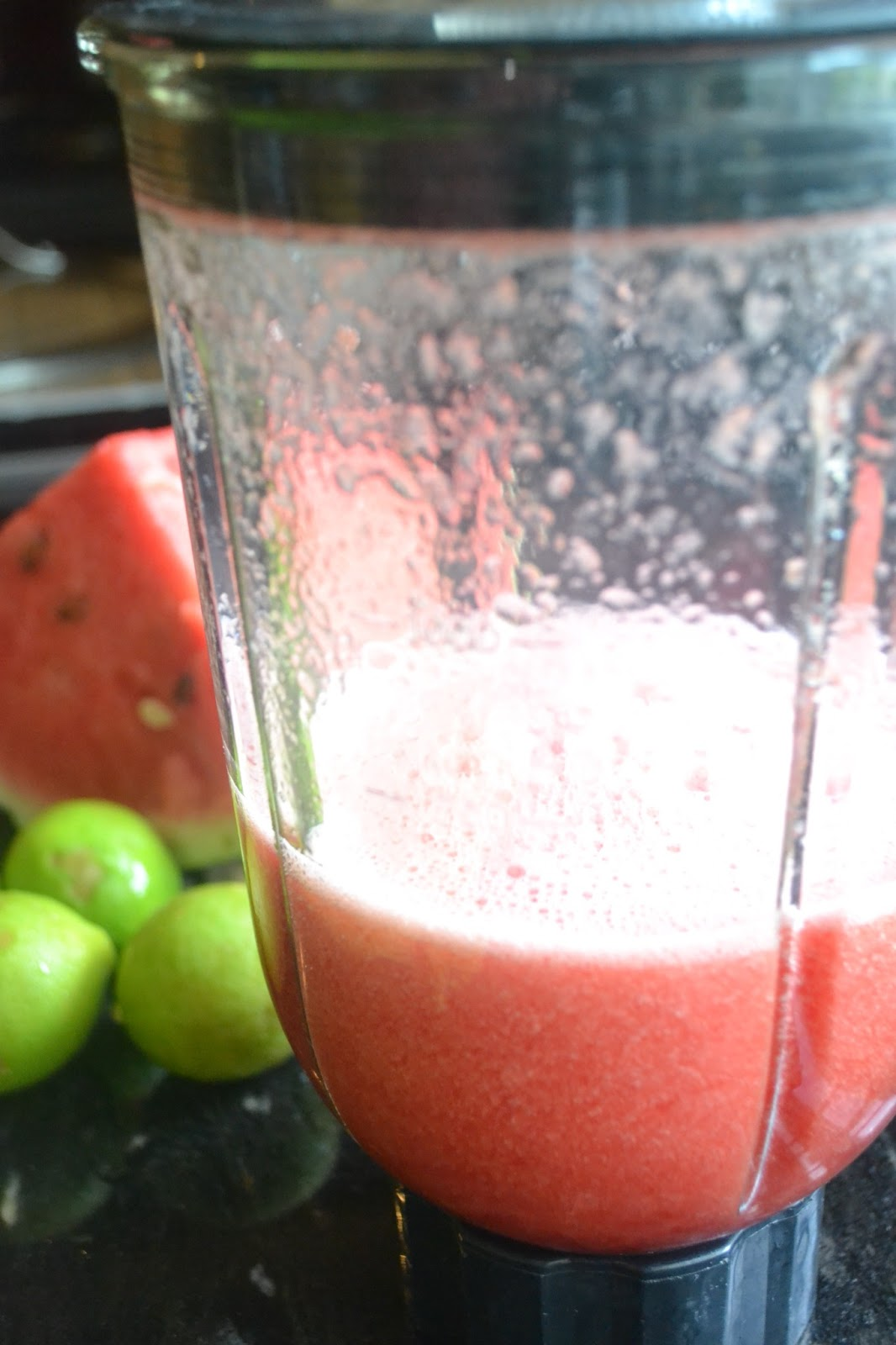 Greedy Girl : Watermelonade turned Sky juice turned Watermelonade