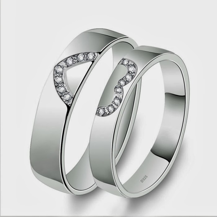 hammered mccaul goldsmiths for men women set and ring bands platinum wedding