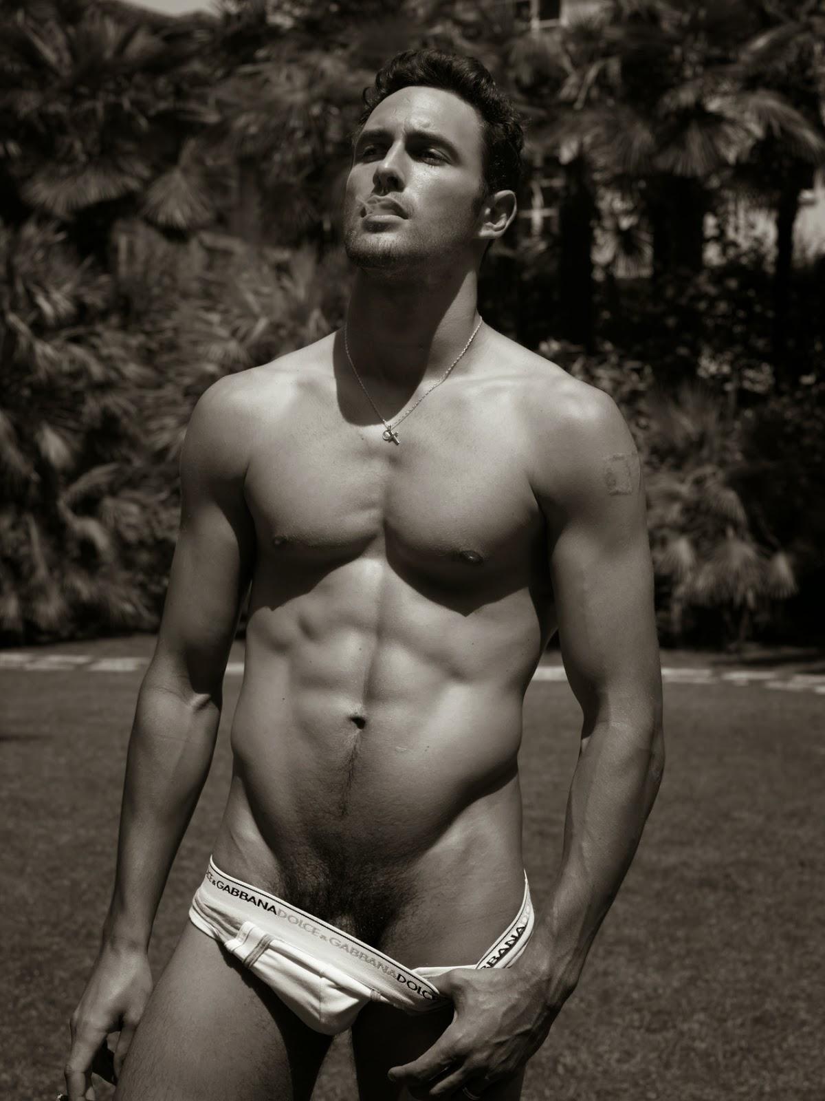 Noah Mills underwear