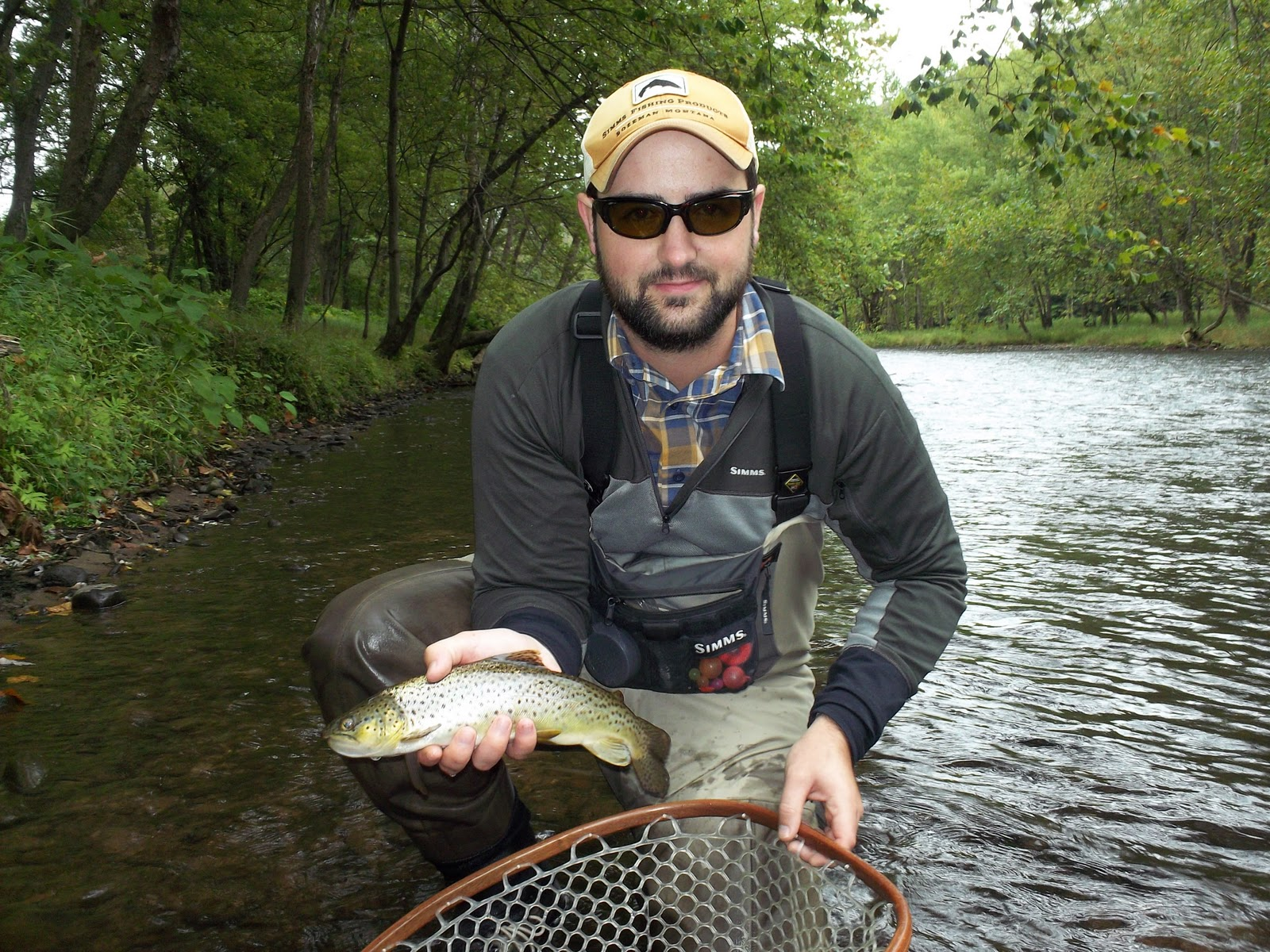 North western pennsylvania fly fishing allegheny river trout for Fly fishing pa