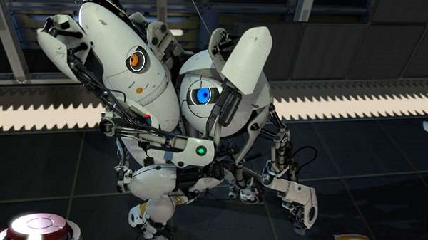 portal 2 glados voice. The first Portal was a classic
