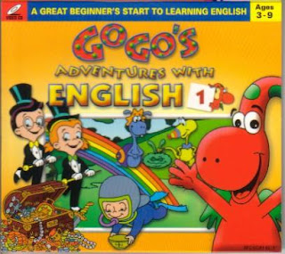 Tự Học Tiếng Anh Cho Trẻ Em - Gogo Love English DVD 1