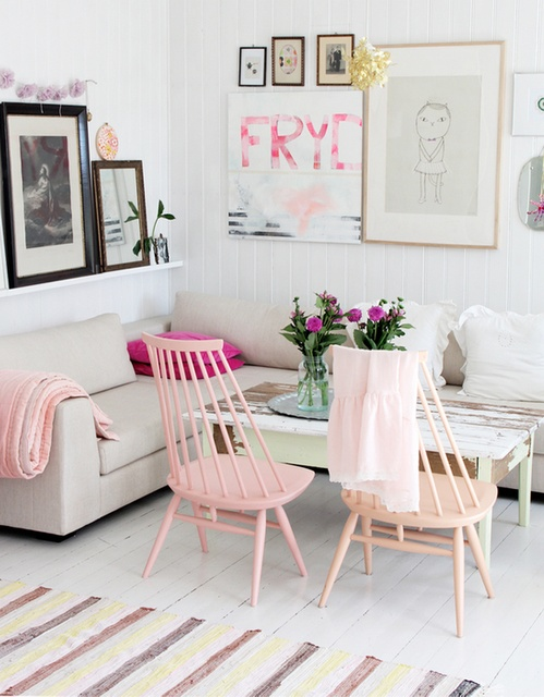 INTERIOR BY SOFIA: Pastell Inspiration