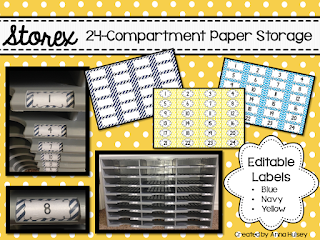 https://www.teacherspayteachers.com/Product/Editable-Storex-24-Compartment-Paper-Sorter-Labels-1980427