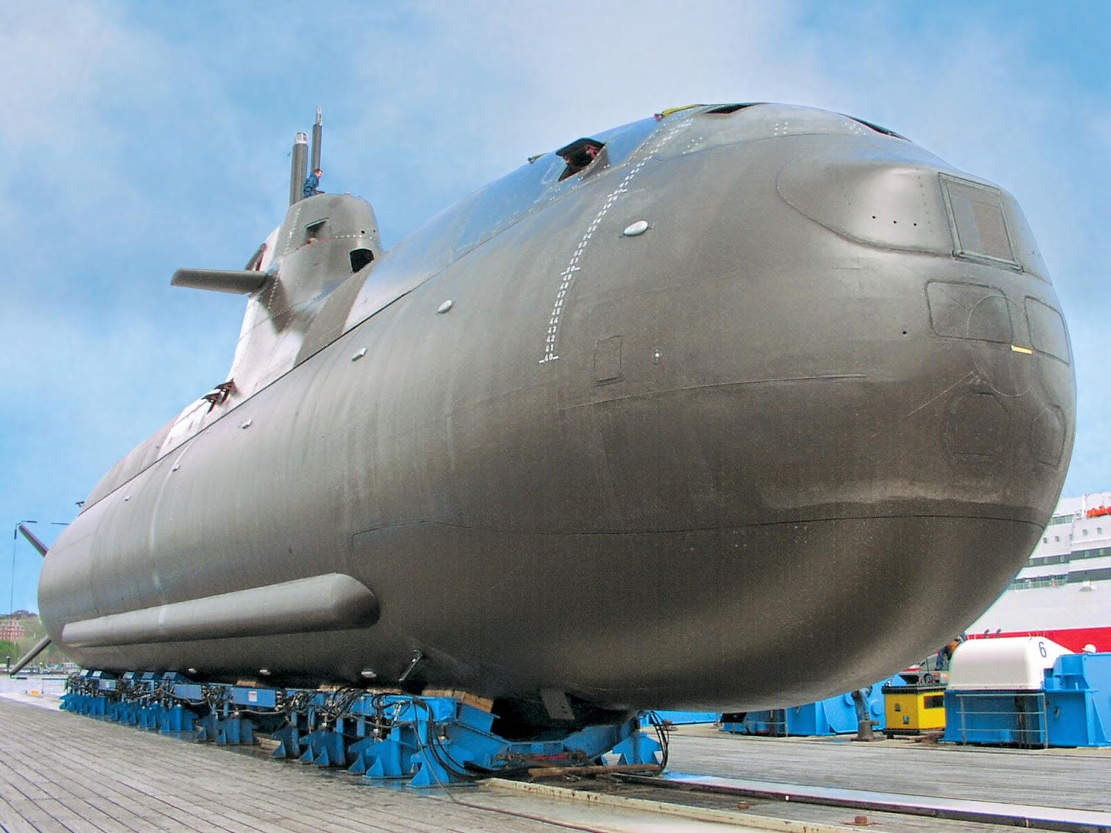 Атомный реактор подводной лодки проекта 667