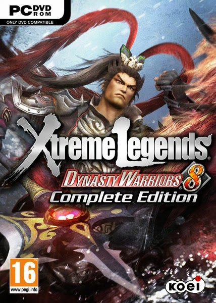 Dynasty Warriors 8 Xtreme Legends Complete Edition- BlackBox For PC