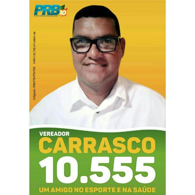 Vereador CARRASCO 10.555