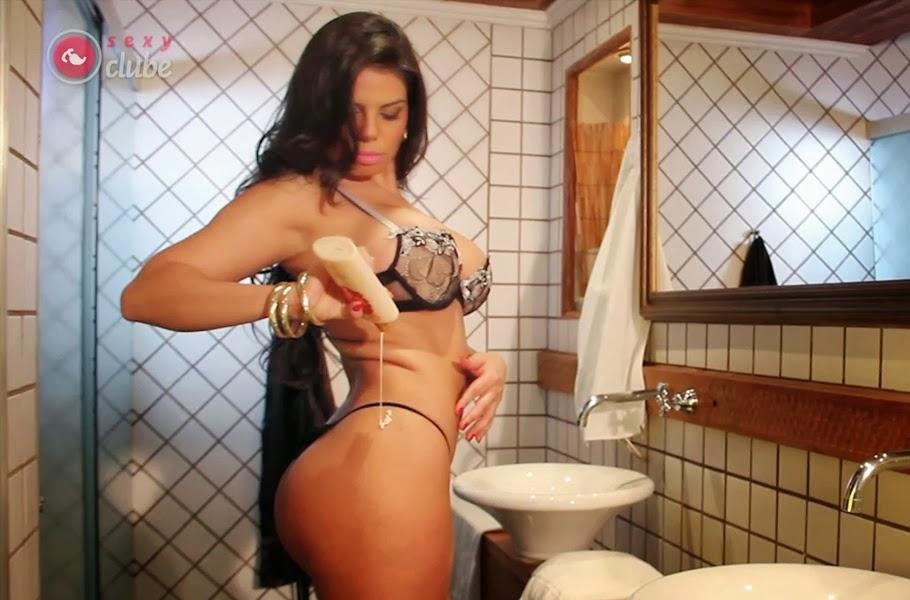 Resultado de imagem para Fabiane Thompson – SexyClube