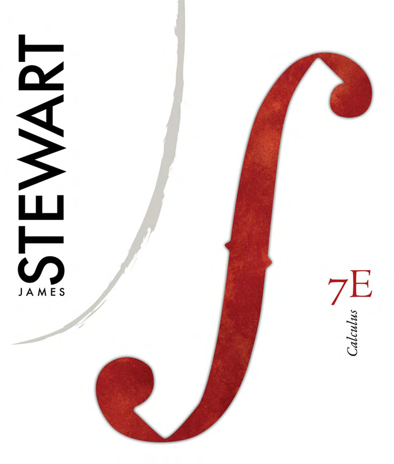 Calculus by James Stewart (2007, Hardcover) 6TH EDITION HARDCOVER