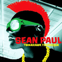 Sean Paul: The cover and tracklist for his latest album