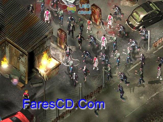 لعبة الأكشن وقتال الزومبى   Zombie Shooter 2  بمساحة 350  للتحميل برابط واحد مباشر