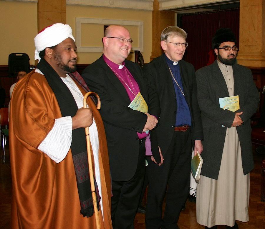 Encontro ecumênico cristão-islãmico na Irlanda, 16-01-2013