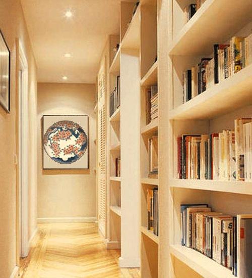 Hogar dulce hogar trucos para aprovechar el espacio for Decoracion pasillos