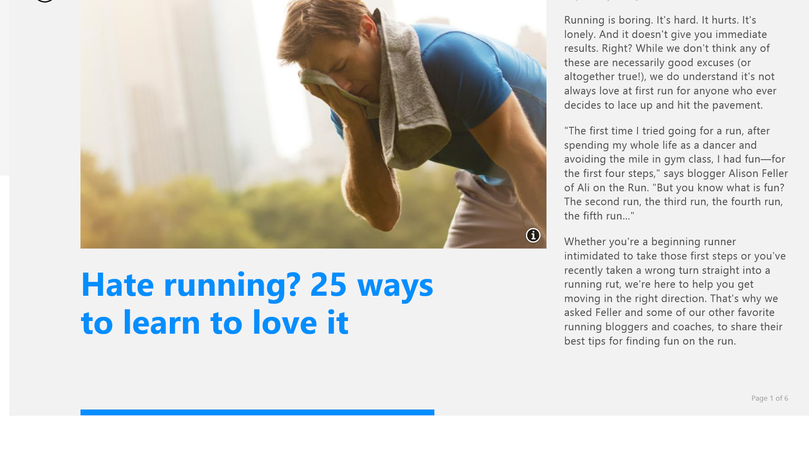 Windows 8.1, health, fitness, technology, Microsoft, fitbit, garmin, map my run, running, exercise, nutrition, Windows, App store