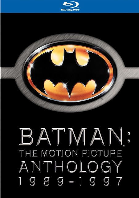 Get The Batman Anthology Blu-ray Box Set for $26.99!