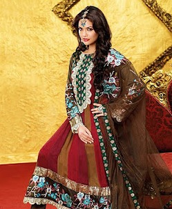 Indian-Anarkali-dresses-Collection
