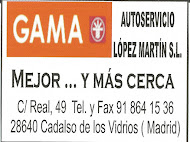 AUTOSERVICIO LÓPEZ MARTÍN