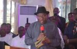 'We Didn't Do Well To Stop Corruption'- Goodluck Jonathan