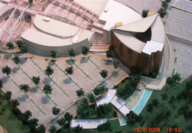 Zumba Mall ESC 1:450