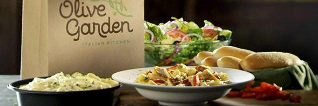 Buy one take one deal returns to olive garden brand eating for Take me to the nearest olive garden
