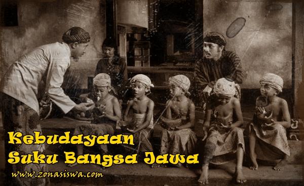 Kebudayaan Suku Bangsa Jawa | www.zonasiswa.com