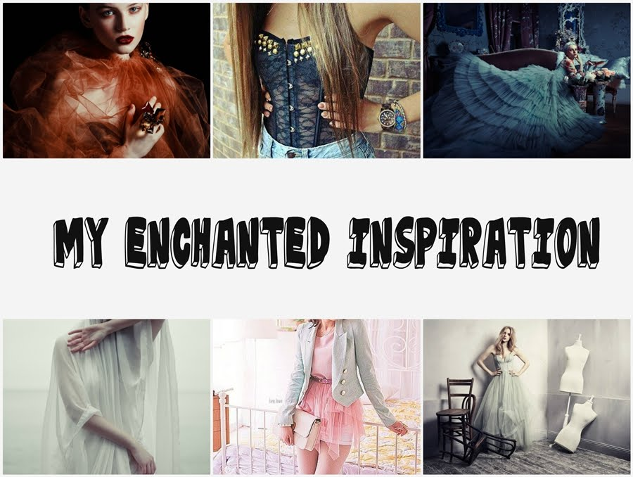 My Enchanted Inspiration