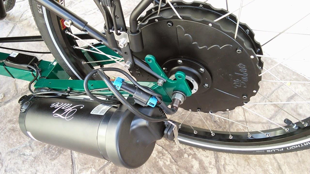 Falco Ebike Drive System