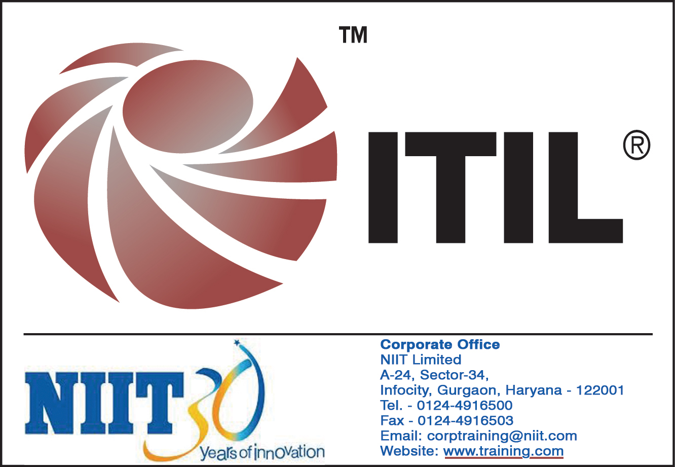 Niit Training Itil V3 Foundation