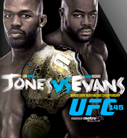 Jon Jones vs Rashad Evans UFC 145