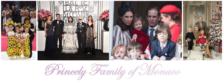 Rodzina Książęca z Monako