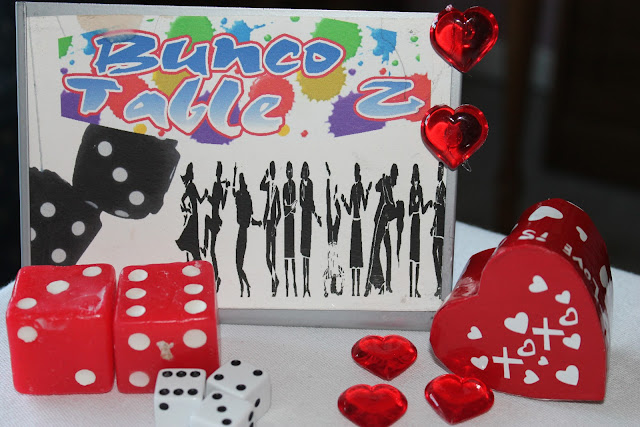 Bunco Game Tablescape Valentine S Day The Art Of Events