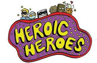Heroic Heroes Blog