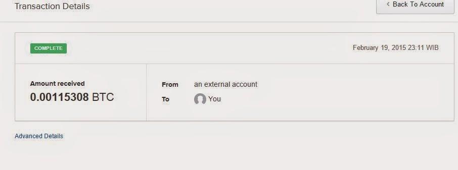 payment proof dari btc flow