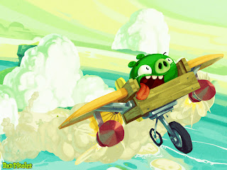 Bad Piggies New Game From Creator of Angry Birds HD Wallpaper