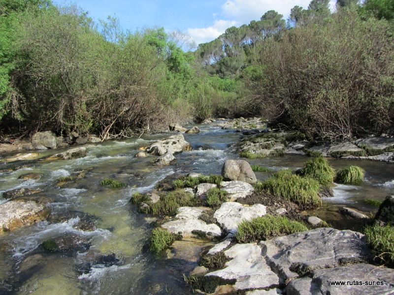 SIERRA DE CÓRDOBA: Río Guadiato