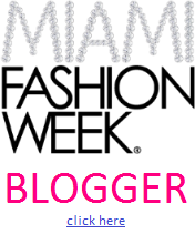 CHICdna Gaby - MIAFW Blogger