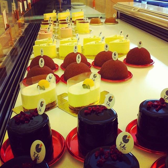 Kki Sweets at SOTA