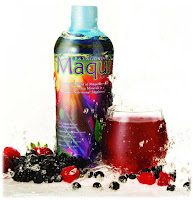 resveratrol in maqui berry juice