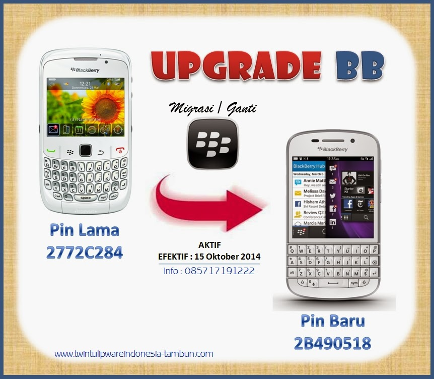 Migrasi / Upgrade BB - Blackberry Baru Q10