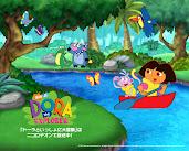 #4 Dora The Explorer Wallpaper